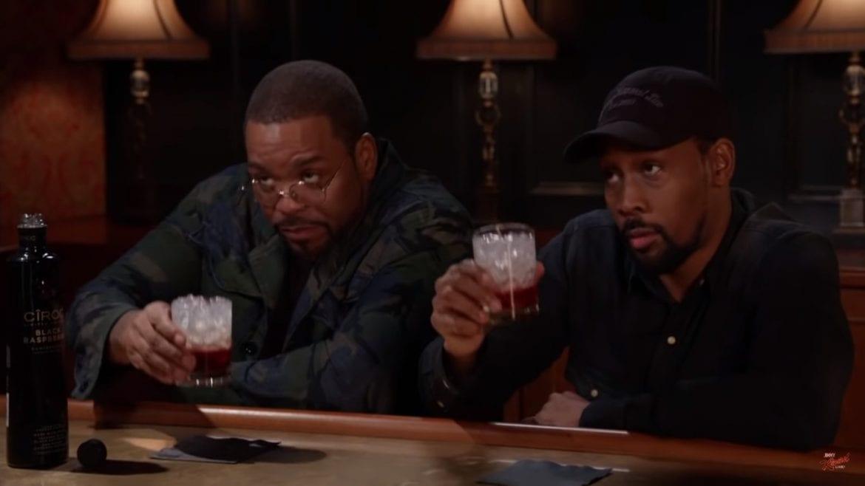 Członkowie Wu-Tang Clanu odpowiadają na absurdalne pytania Kimmela