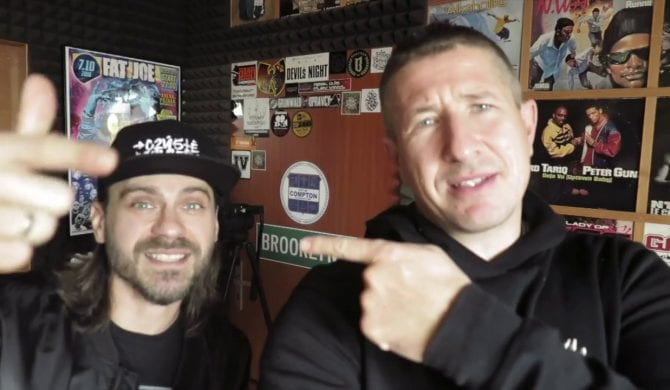 Paluch i Hans w nowych klipach DJ-a Decksa