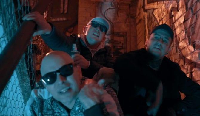 """Gruz Braders (Bonxon, Głowa i TKZetor) prezentują """"Żyłę wódną"""""""