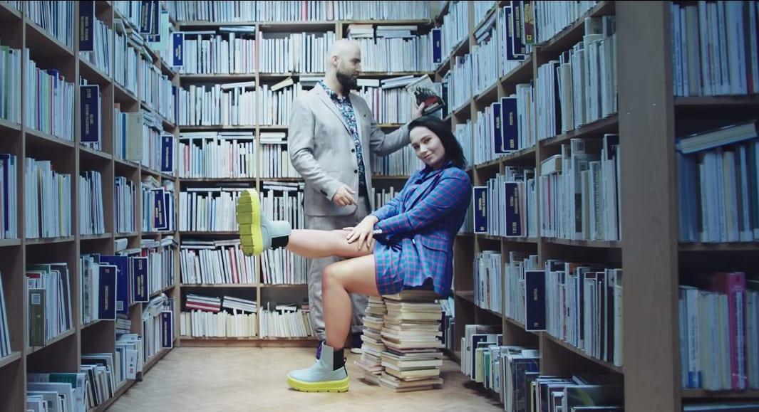 Igorilla w nowym singlu i klipie Mery Spolsky