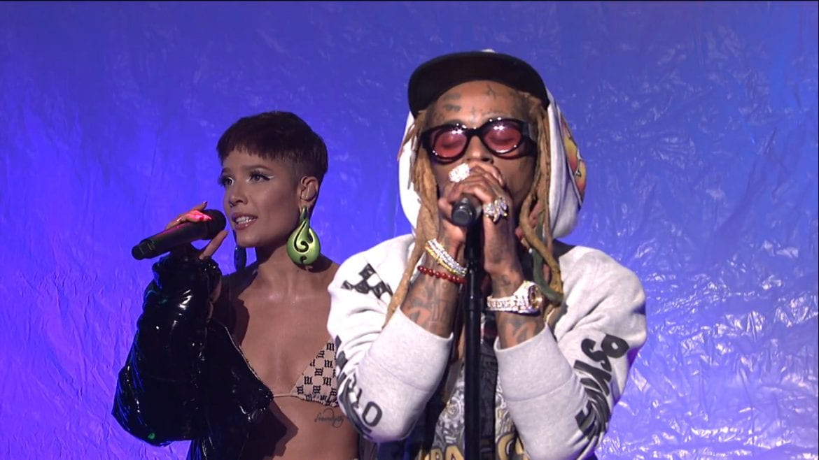 "Lil Wayne wystąpił w ""Saturday Night Live"""