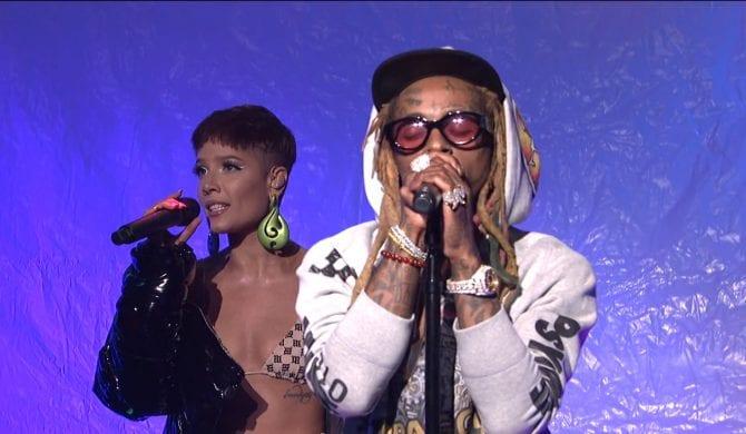 """Lil Wayne wystąpił w """"Saturday Night Live"""""""