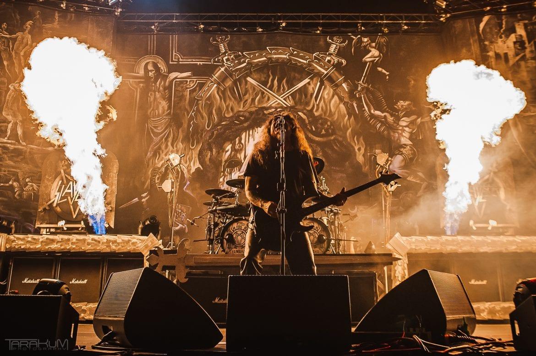 """Gliwicki rany PiS ostrzega przed koncertem Slayera: """"Promują satanizm"""""""