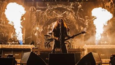 Łódzki koncert Slayera na zdjęciach