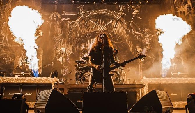Wygraj bilety na koncert Slayera