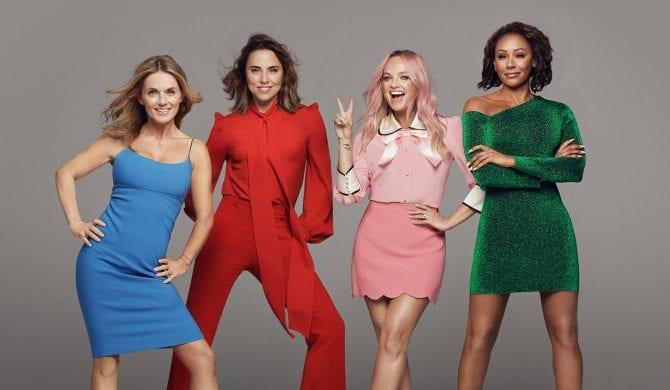 Premier Irlandii na koncercie Spice Girls