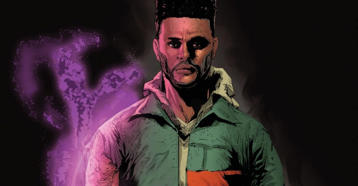 "The Weeknd pozwany za komiks ""Starboy"""