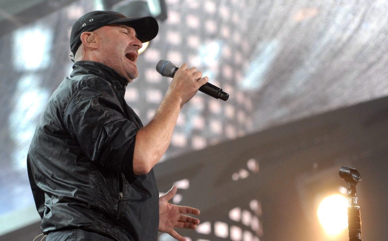 Phil Collins wznawia koncertowe wydawnictwa