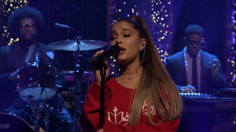 Ariana Grande z nową piosenką u Fallona