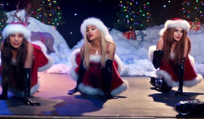 "Ariana Grande z klipem do ""thank u, next"""