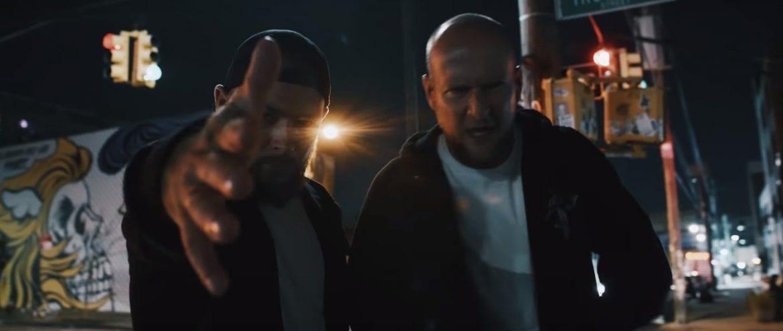 Jarecki i Grubson wracają do złotej ery hip-hopu (wideo)