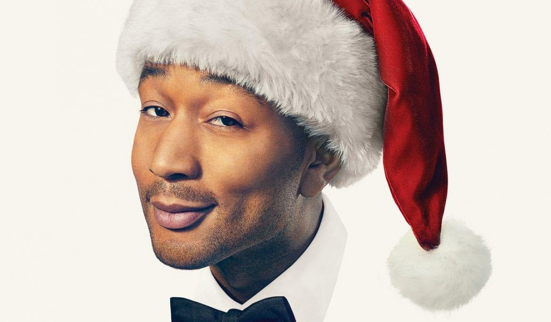 John Legend u Fallona z medleyem świątecznych klasyków