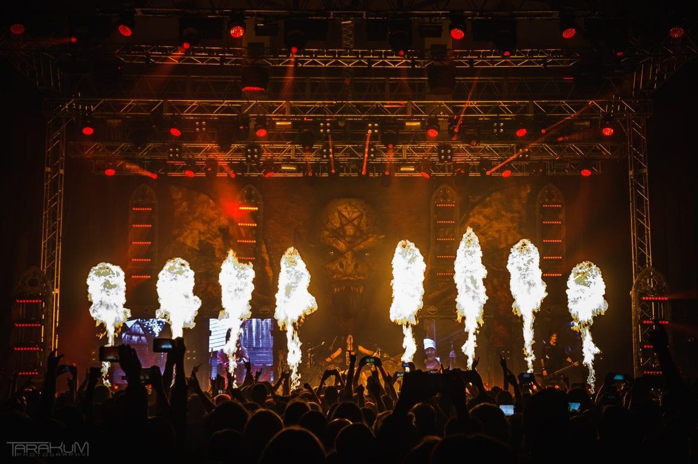 Lamb Of God i Kreator na halowym koncercie w Polsce