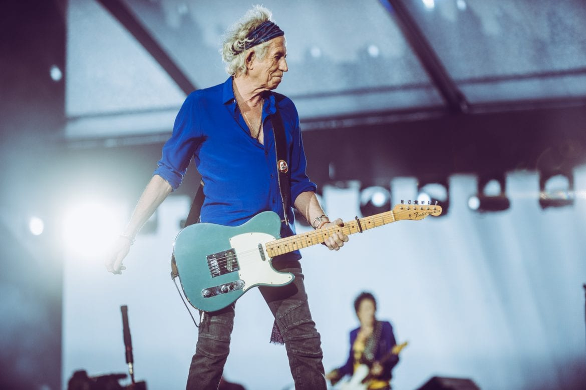 Keith Richards rzucił alkohol