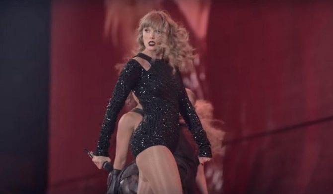 Koncertowy film Taylor Swift jeszcze w tym roku w Netfliksie