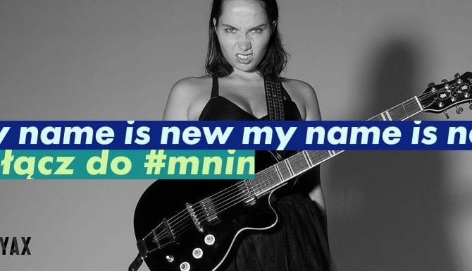 My Name Is New – Kayax wspiera młode talenty