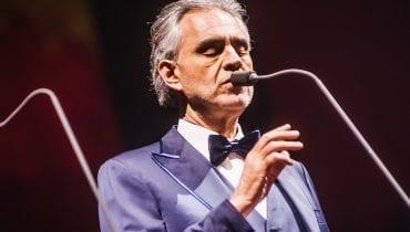 Andrea Bocelli oddał hołd Pawłowi Adamowiczowi podczas koncertu w Polsce