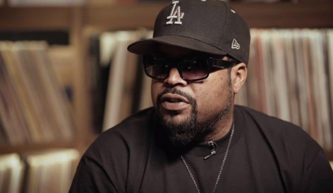 Ice Cube wskazał swoje ulubione dissy