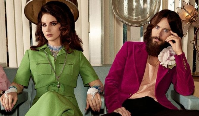 Lana Del Rey i Jared Leto w reklamie jednej z największych marek