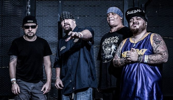 Nowy klip Suicidal Tendencies