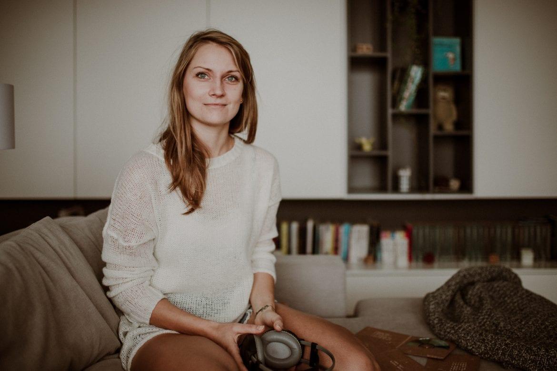 Maria Hajsy prezentuje fragmenty debiutanckiej płyty
