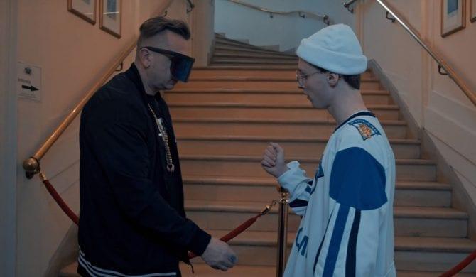 Borixon i Qry prezentują nowy kawałek i klip Chillwagonu