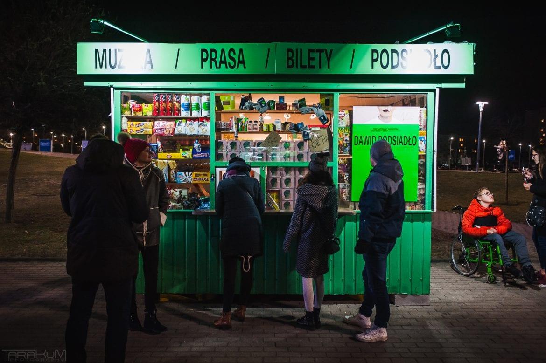 Dawid Podsiadło: Małomiasteczkowy Kiosk hitem aukcji WOŚP