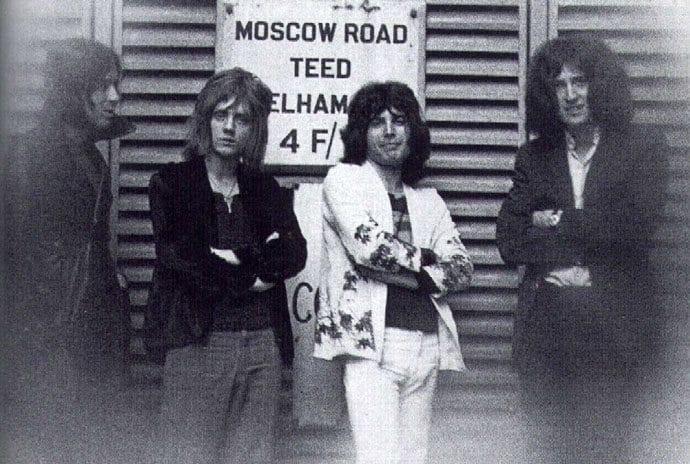 Zmarł basista, który grał pierwsze koncerty z Queen