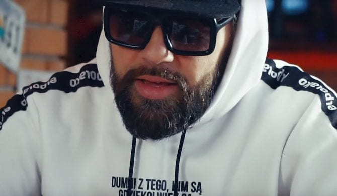 """DGE, Matheo i JWP w klipie do """"Robię rap"""""""