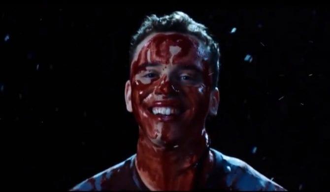 Zakrwawiony, ale zadowolony Logic zapowiada nowy album