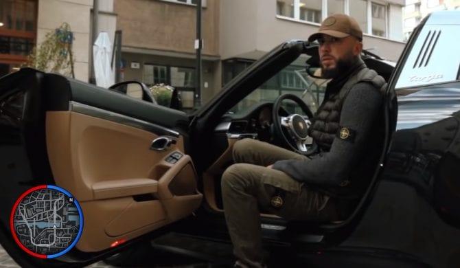 """""""GTA"""" – Malik Montana w nowym singlu i klipie Kaziora"""
