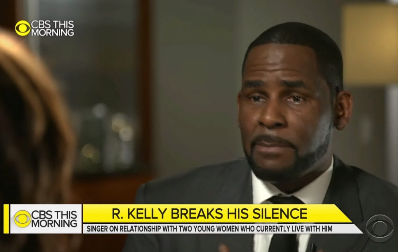 """R. Kelly: """"Nie zrobiłem tego. To nie ja. Ja walczę o moje życie"""""""