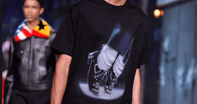 Louis Vuitton nie chce być kojarzony z Michaelem