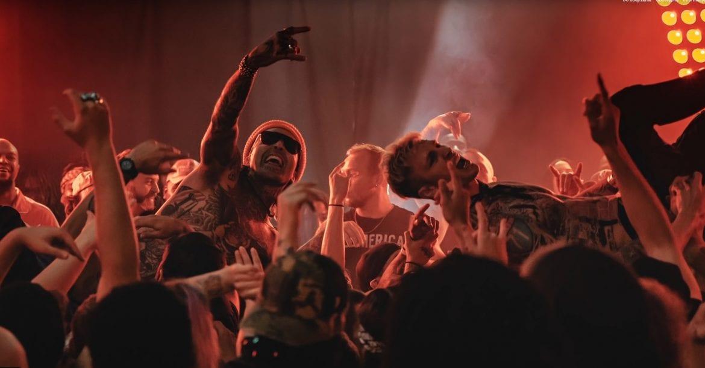 Podopieczny Eminema nagrał z MGK
