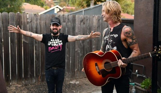 Duff McKagan z Guns N' Roses prezentuje nowy singiel