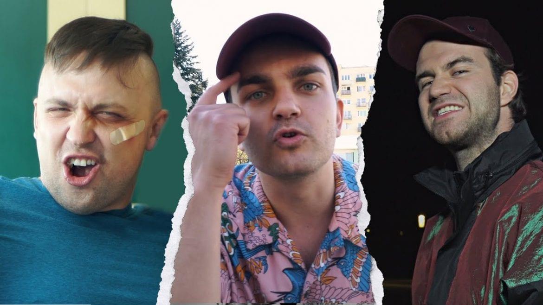 Abstrachuje dissują polskich raperów