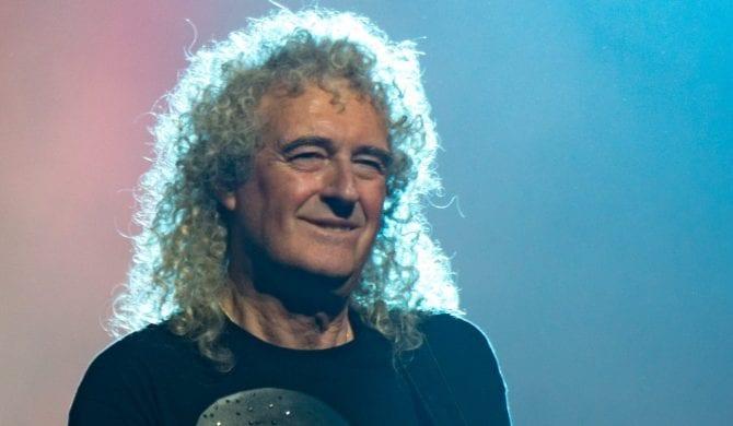 Muzycy Queen przekazali złotą płytę polskiej instytucji
