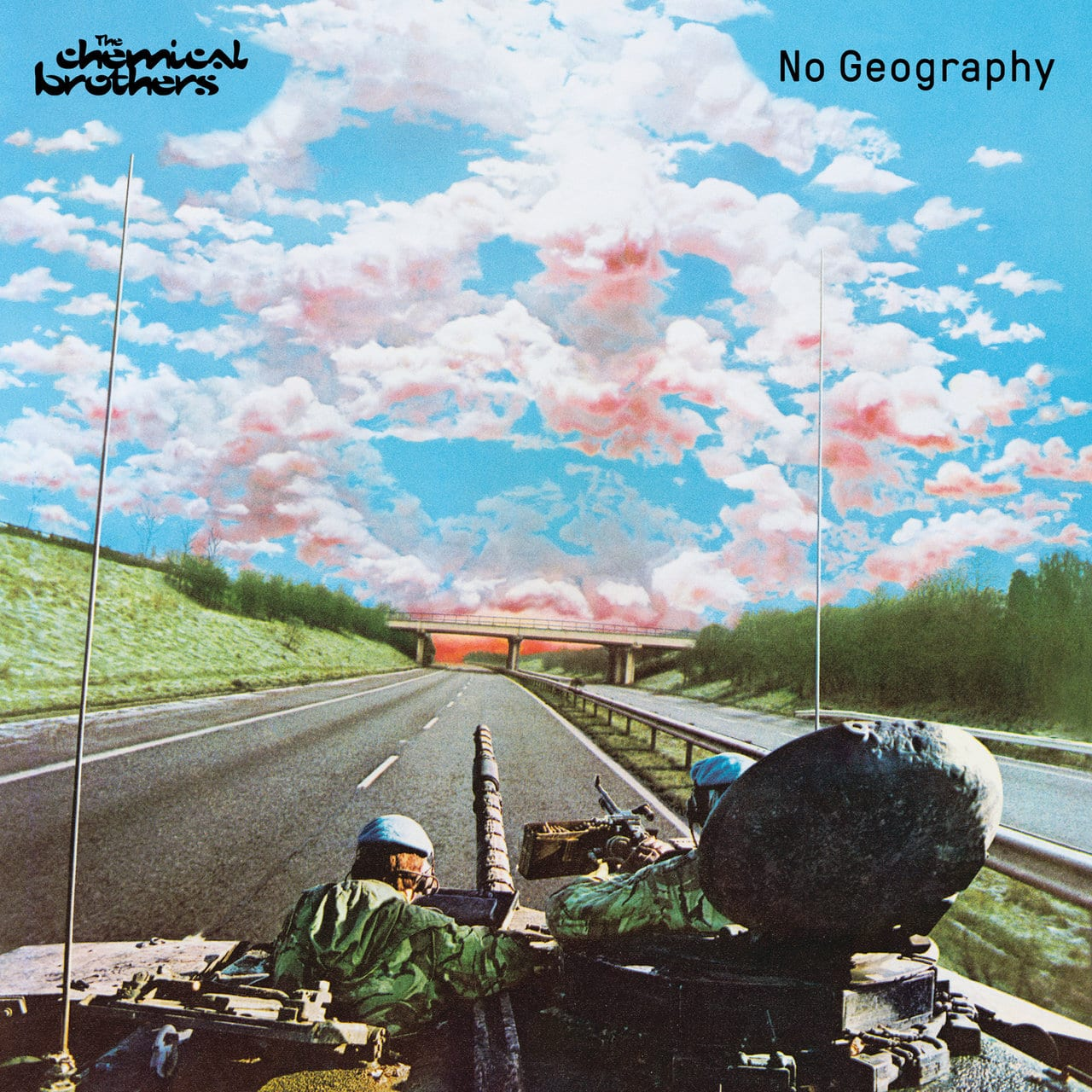"The Chemical Brothers – ""No Geography"""