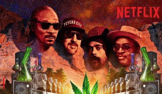 Snoop Dogg, B-Real i inni w dokumencie Netfliksa o marihuanie (wideo)