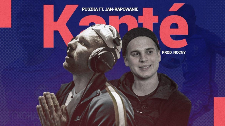 Jan Rapowanie nagrał z reprezentantem Polski w piłce nożnej