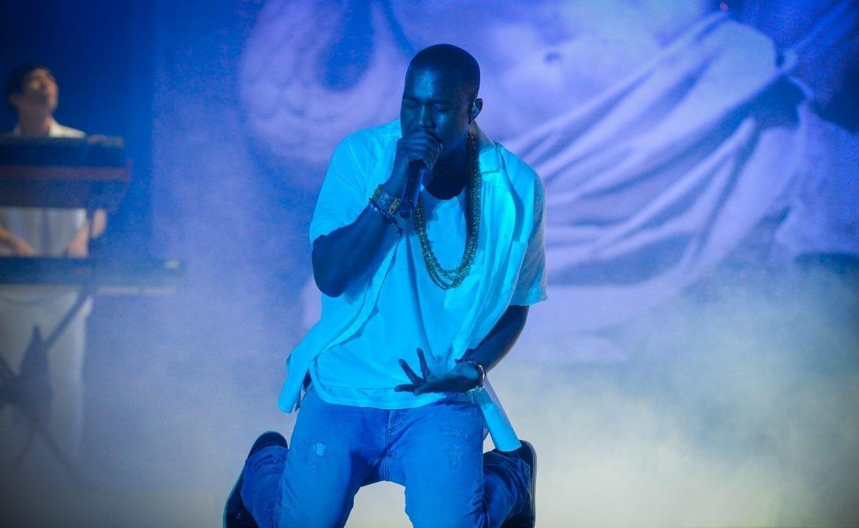 Kanye złożył hołd Nipsey'owi