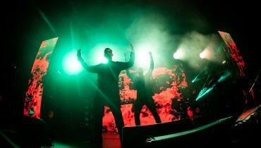 Sokół na scenie Palladium – zobacz zdjęcia z koncertu