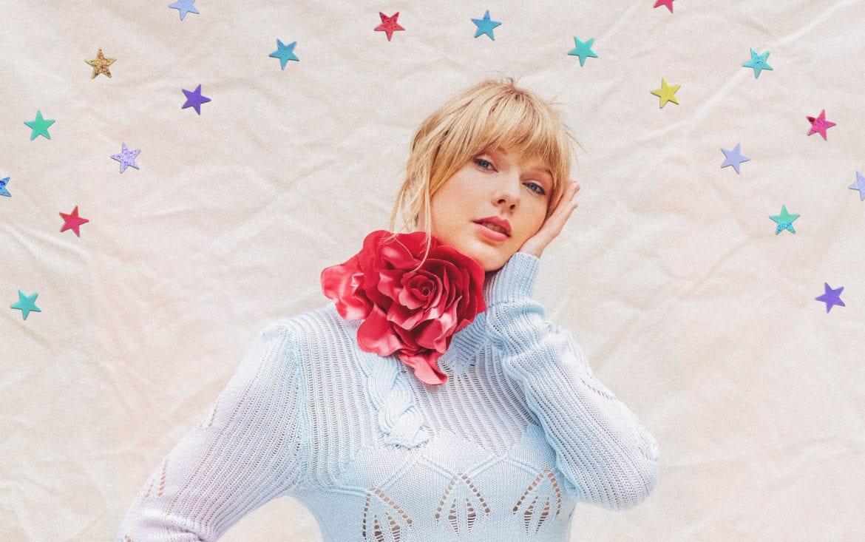 Taylor Swift kobietą dekady