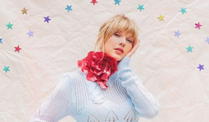 Taylor Swift ogłosiła kochanka