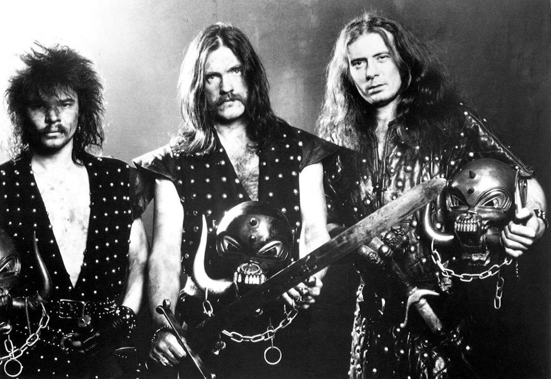 Motörhead wznawia kolejne tytuły