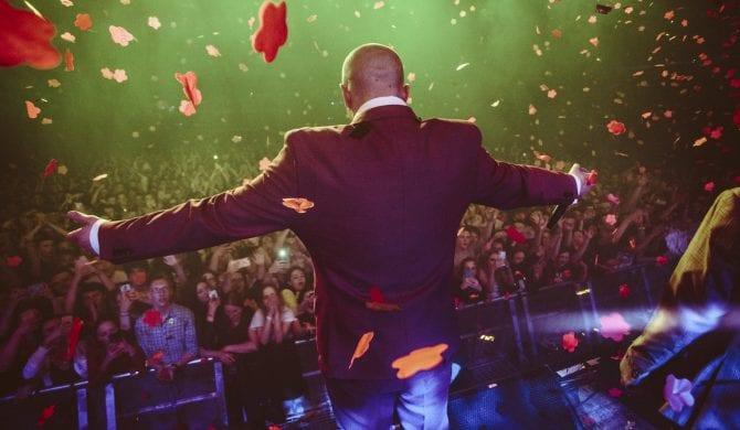 15 tysięcy fanów na koncertach Bedoesa
