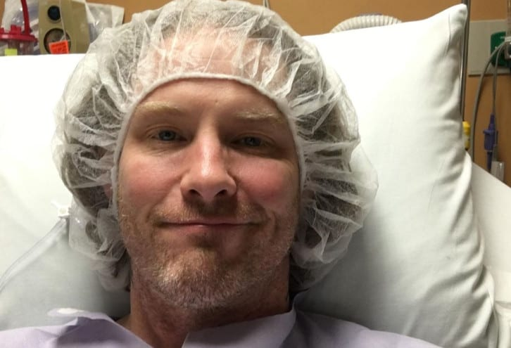 Wokalista Slipknot przeszedł operację
