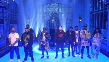 DJ Khaled i plejada znakomitości w SNL