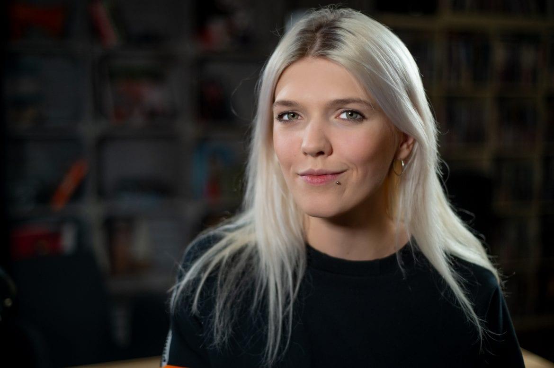 Daria Zawiałow zwiedza Helsinki