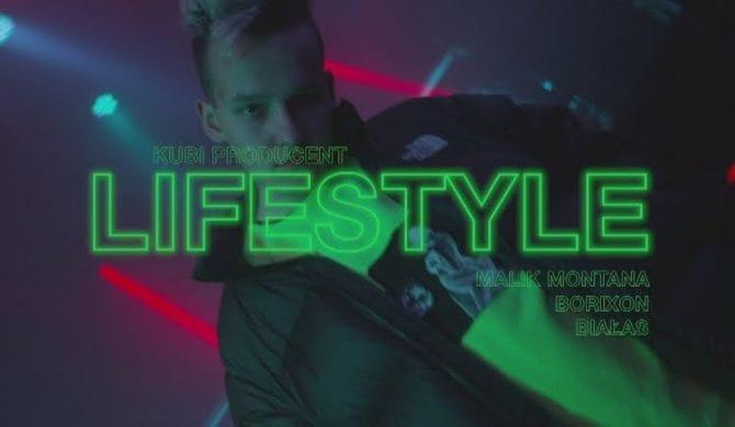 """""""Lifestyle"""" – Malik Montana, Borixon i Białas w nowym singlu Kubiego Producenta (wideo)"""